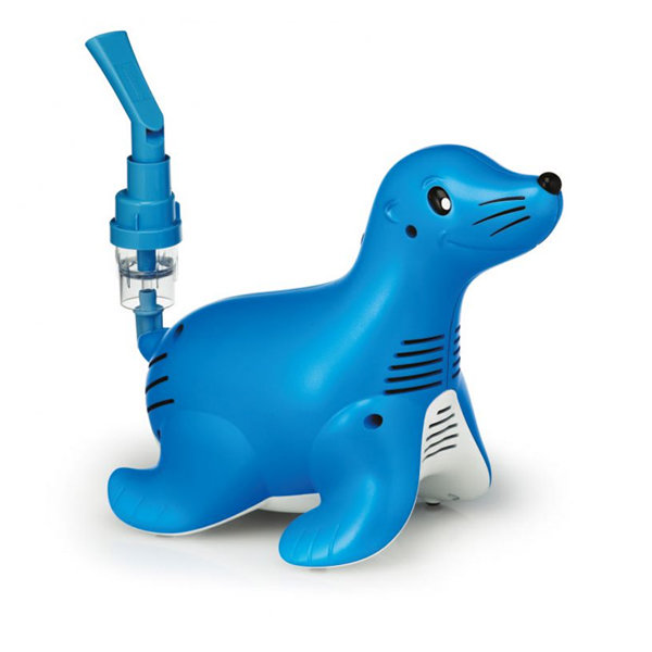 Kompresora inhalators bērniem Philips Sami the Seal