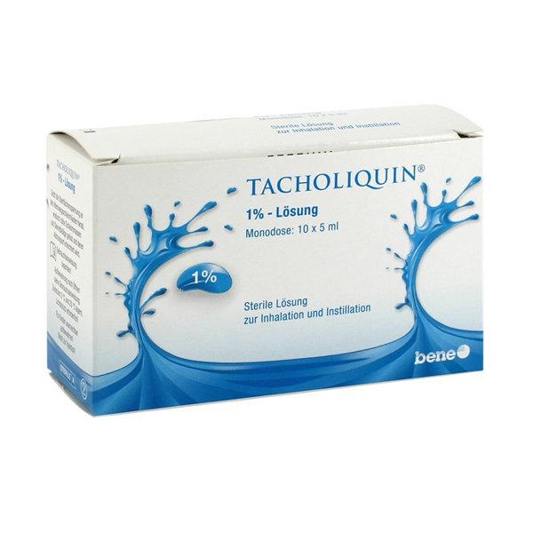 Inhalāciju šķīdums Taholiquin